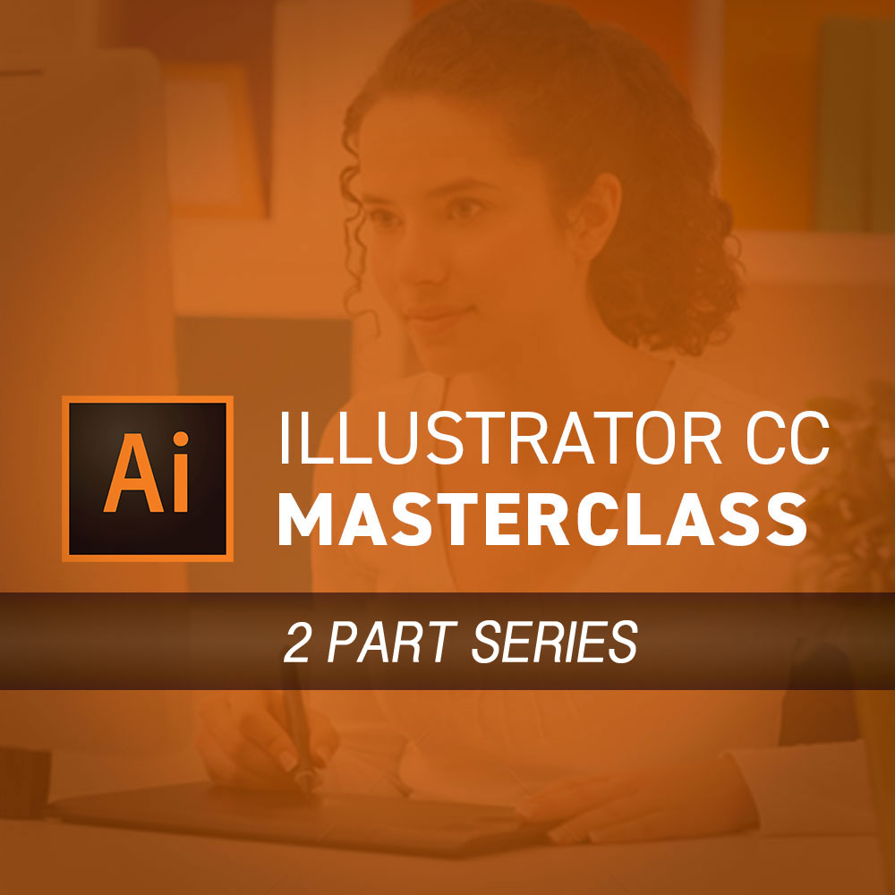 Illustrator CC Masterclass Parts 1 & 2