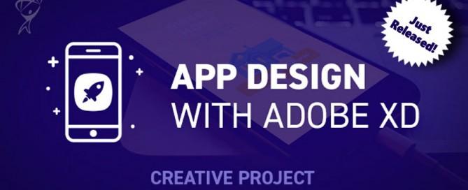 App Design with Adobe XD