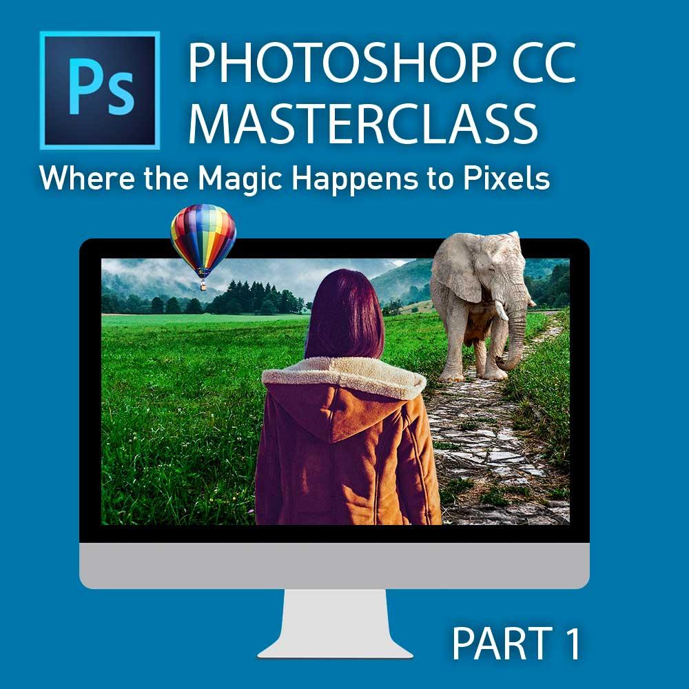 photoshop cc masterclass part 1