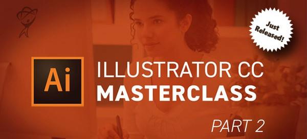 Adobe Illustrator CC Masterclass Part 2