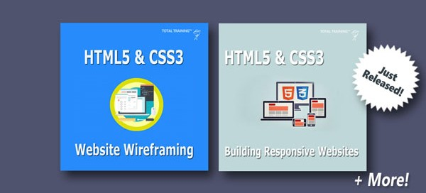 HTML5 & CSS3 New Courses