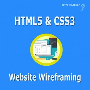 HTML5 & CSS3 Website Wireframing