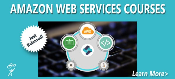 Amazon Web Services courses released