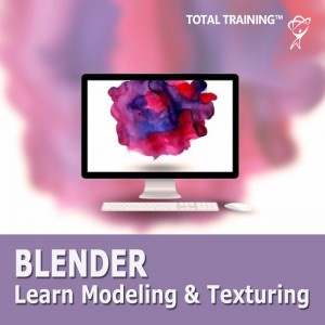 Blender - Learn 3D Modeling & Texturing