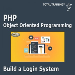 PHP Object Oriented Programming - Build a Login System