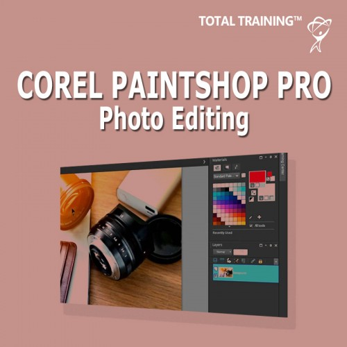 Photo Editing with Corel PaintShop Pro