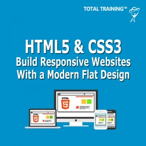 HTML5 & CSS3 - Build Responsive Websites with a Modern Flat Design