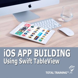 iOS App Building - Using Swift TableView