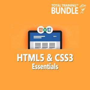 HTML5 & CSS3 Essentials Course Bundle