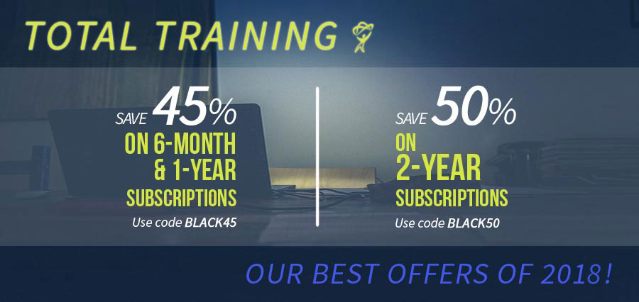 Total Training Cyber Deals