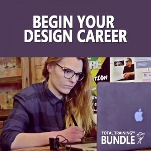 Begin Your Design Career Course Bundle