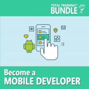 Become a Mobile Developer Course Bundle