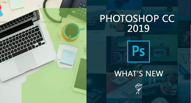 Adobe Photoshop CC 2019 - What's New