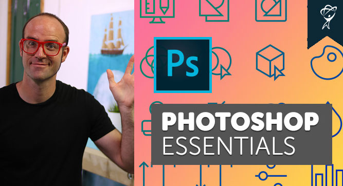 Adobe Photoshop CC Essentials
