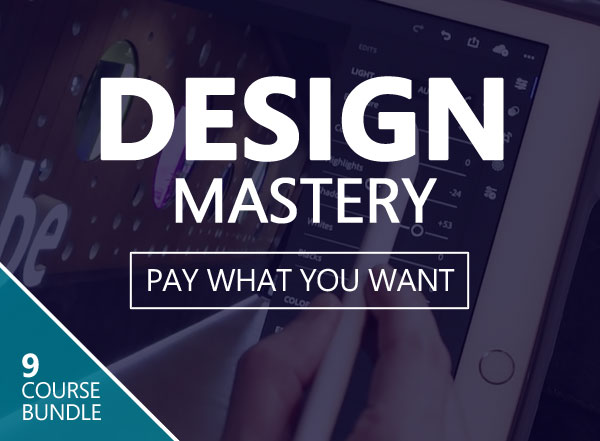 Design Mastery 9-Course Bundle