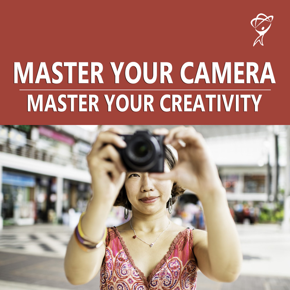 Master Your Camera - Master Your Creativity Course from Total Training