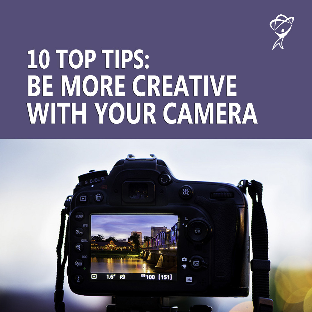 Ten Top Tips - Be More Creative with Your Camera course from Total Training