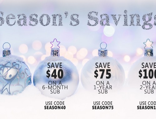 Season's Savings – Save up to $100 on eLearning!