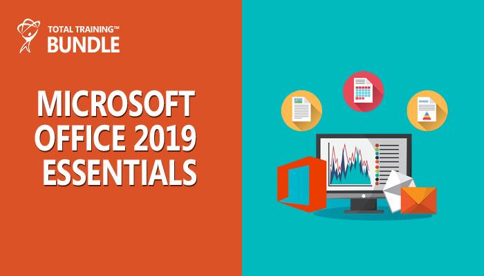 Microsoft Office 2019 Essentials Bundle