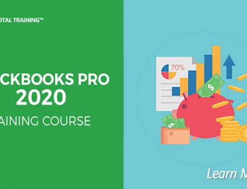 QuickBooks Pro 2020 Training – Available Now!