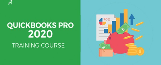 QuickBooks Pro 2020 Training - Available Now!