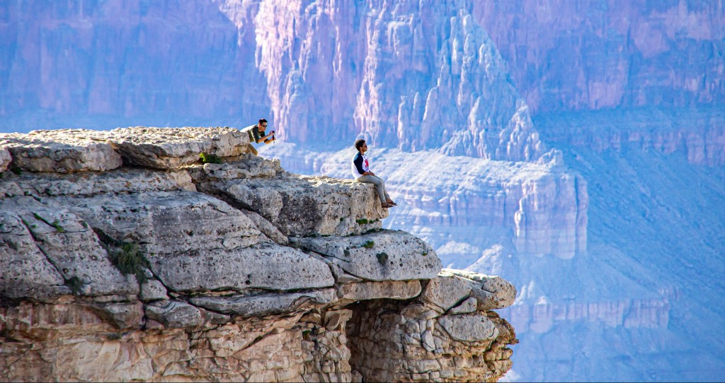 total training grand canyon social media inspiration