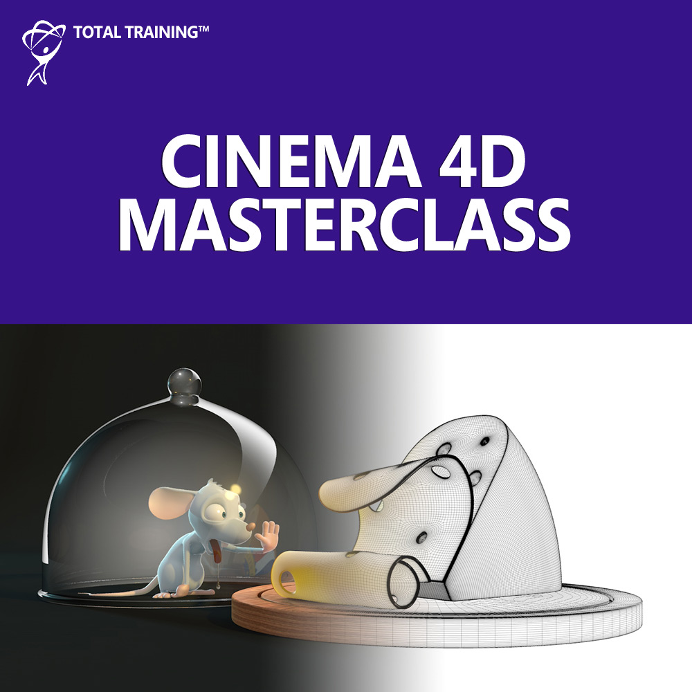 Cinema 4D Masterclass