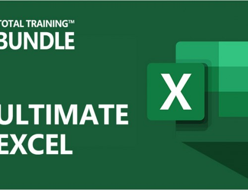Exclusive Offer! Ultimate Excel 5-Course Training Bundle
