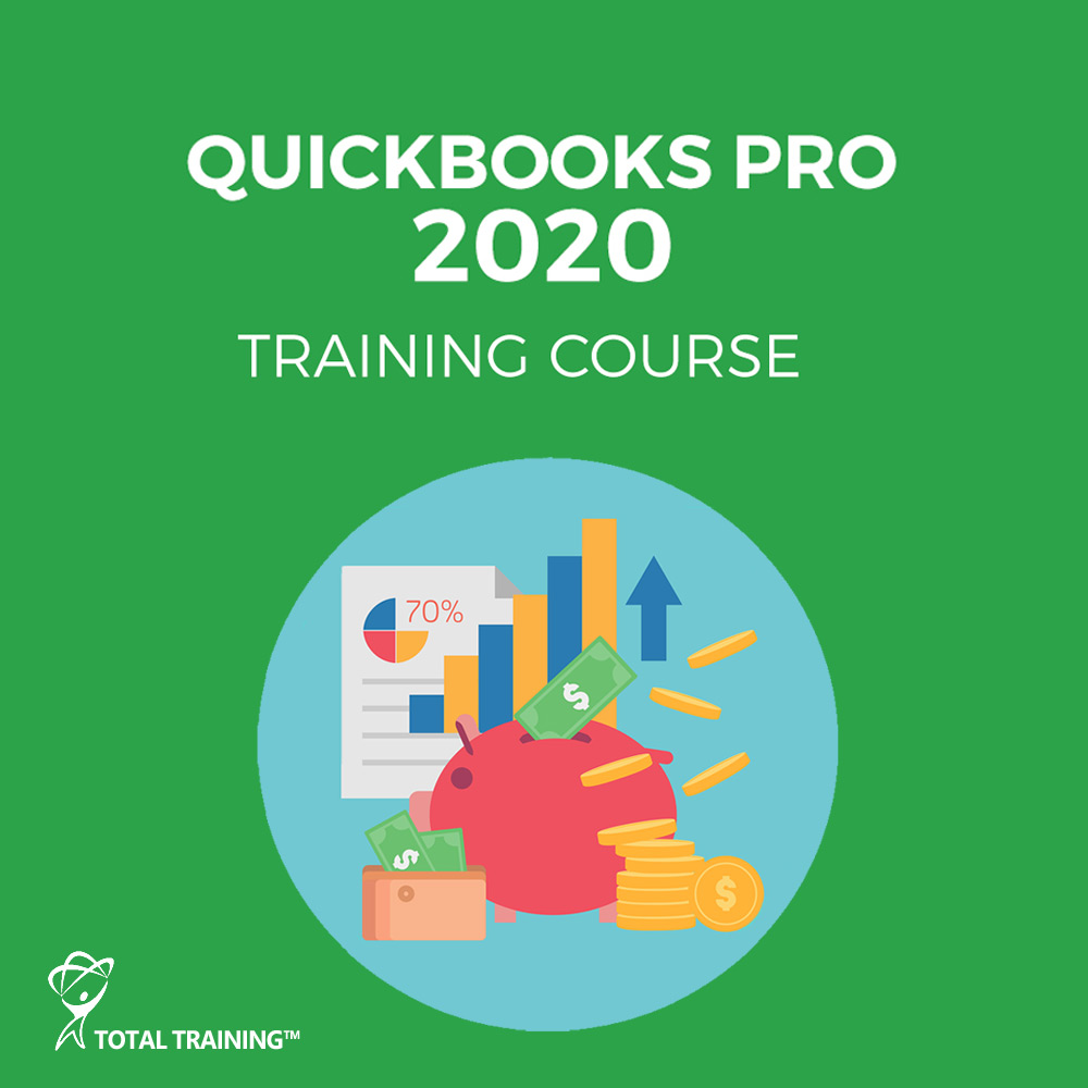 QuickBooks Pro 2020 Complete Training