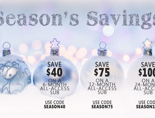 Season's Savings are Here! Up to $100 off eLearning from Total Training