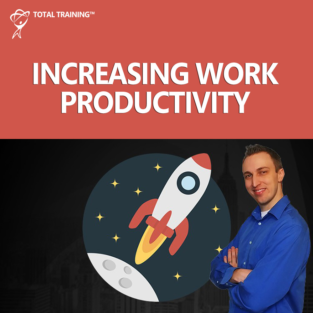Increasing Work Productivity Course image