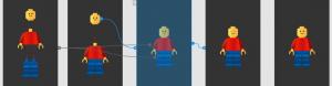 Auto-animate feature in Adobe XD