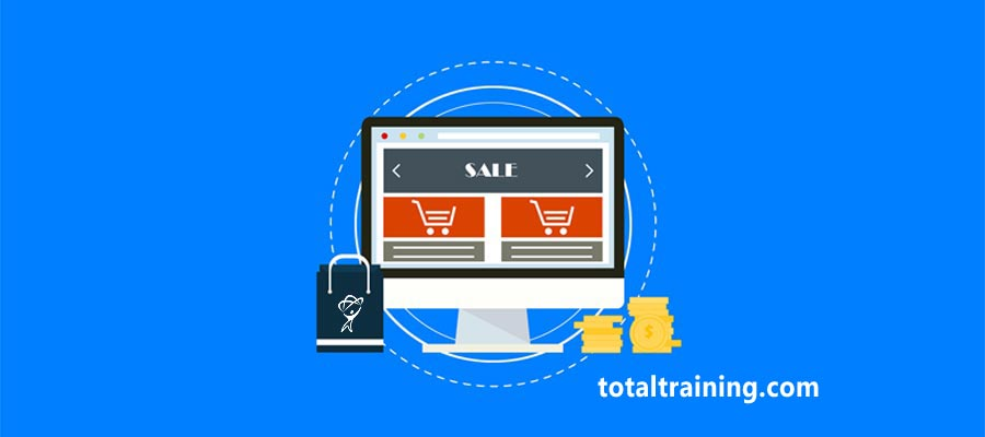 Image-Jumpstart Your Online Sales Business with totaltraining.com